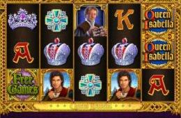 Uma foto do jogo caça-níqueis grátis Queen Isabella