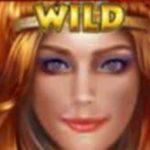 Símbolo curinga - Jogo caça-níqueis grátis Queen of Legends