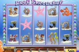 Jogo caça-níqueis de cassino online Reef Encounter