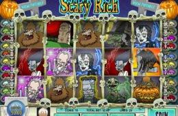 Caça-níqueis de cassino grátis Scary Rich