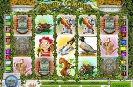 Gire o jogo caça-níqueis grátis Secret Garden