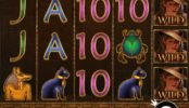 Foto do jogo caça-níqueis de cassino Tales of Egypt