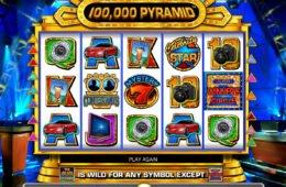 Caça-níqueis grátis The 100,000 Pyramid para diversão