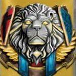 Símbolo disperso do caça-níqueis online grátis The King