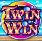 Símbolo curinga do jogo de cassino Twin Win