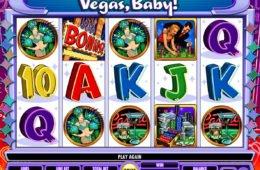 Caça-níqueis online para diversão Vegas, Baby!