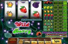 Jogue o caça-níqueis Wild Berry 3-reel