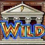 Símbolo curinga do jogo de cassino grátis Zeus