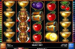 Caça-níqueis para diversão 40 Treasures