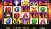 Caça-níqueis de cassino online grátis 50 Lions