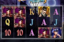 Uma foto do jogo caça-níqueis A Night of Mystery