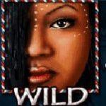 Símbolo curinga do jogo caça-níqueis grátis African Magic