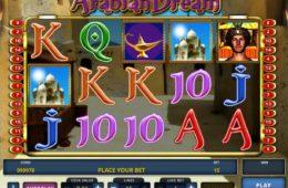 Jogue o caça-níqueis para diversão Arabian Dream