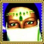 Símbolo curinga do jogo de cassino online Arabian Dream