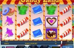Gire o caça-níqueis online Candy Landy