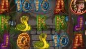 Jogue o jogo caça-níqueis grátis Cave Raiders HD