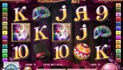 Caça-níqueis Cirque du Slots online