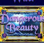 Símbolo curinga do jogo de cassino Dangerous Beauty