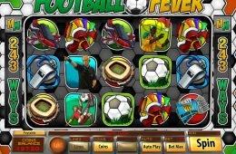 Caça-níqueis online grátis Football Fever