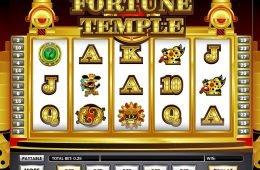 Caça-níqueis online Fortune Temple