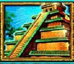 Símbolo disperso do jogo caça-níqueis grátis Jaguar Warrior