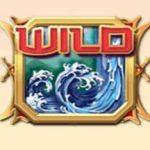 Símbolo curinga do jogo caça-níqueis online Koi Princess