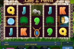 Jogo sem depósito Lady of the Forest