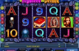 Uma foto do jogo caça-níqueis Le Mystere du Prince