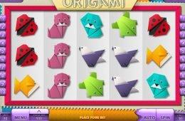 Jogue o jogo de cassino online grátis Origami