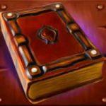 Símbolo especial do jogo de cassino Page of Fortune Deluxe