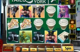 Caça-níqueis de cassino online Tails of New York