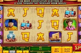 Imagem do jogo de cassino The Great Ming Empire