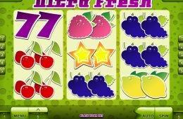 Jogo de cassino online grátis Ultra Fresh