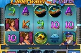 Jogue o caça-níqueis grátis Underwater Pearls