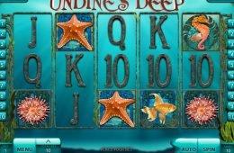 Jogo sem depósito Undine's Deep online