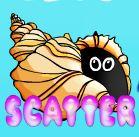 Símbolo disperso do jogo caça-níqueis online Wacky Waters