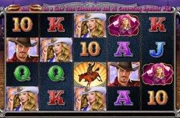 Uma foto do jogo caça-níqueis Wild Rodeo