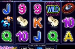 Caça-níqueis Casino Mania sem depósito