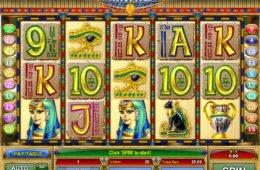 Jogue o caça-níqueis grátis Cleopatra Treasure para diversão