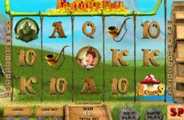 Gire o jogo de cassino Fortune Hill online
