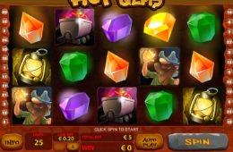 Jogue o caça-níqueis grátis Hot Gems online
