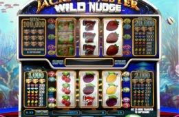 Caça-níqueis grátis online Jackpot Jester Wild Nudge
