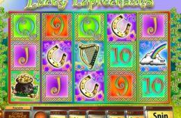 Jogo sem depósito Lucky Leprechauns online