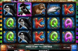Caça-níqueis Penguin Party sem registro