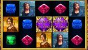 Jogo caça-níqueis grátis online Secrets of Da Vinci para diversão