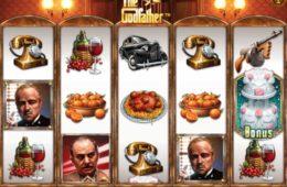 Caça-níqueis The Godfather online da Gamesys