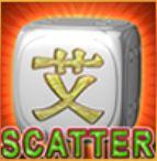 Símbolo Disperso do jogo grátis online 5 Hot Dice