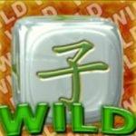 Símbolo curinga do jogo grátis de cassino Caramel Dice