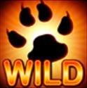 Símbolo Curinga do jogo caça-níqueis de cassino Cats Royal