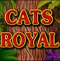 Símbolo dos giros grátis - Jogo de cassino online Cats Royal